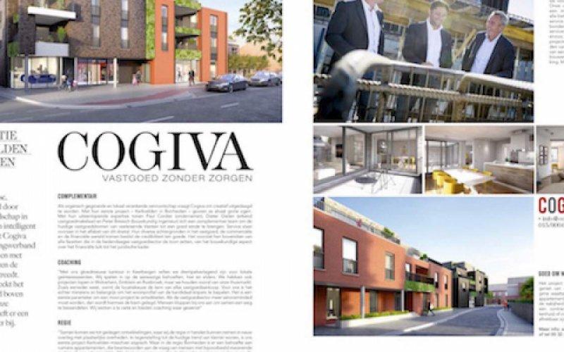 CoGiVa Groep in BO Magazine